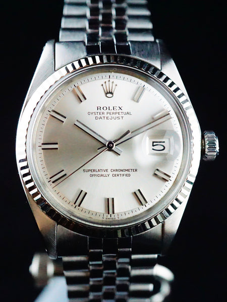 "1971 Rolex Datejust (Ref. 1601) ""Wide Boy"""