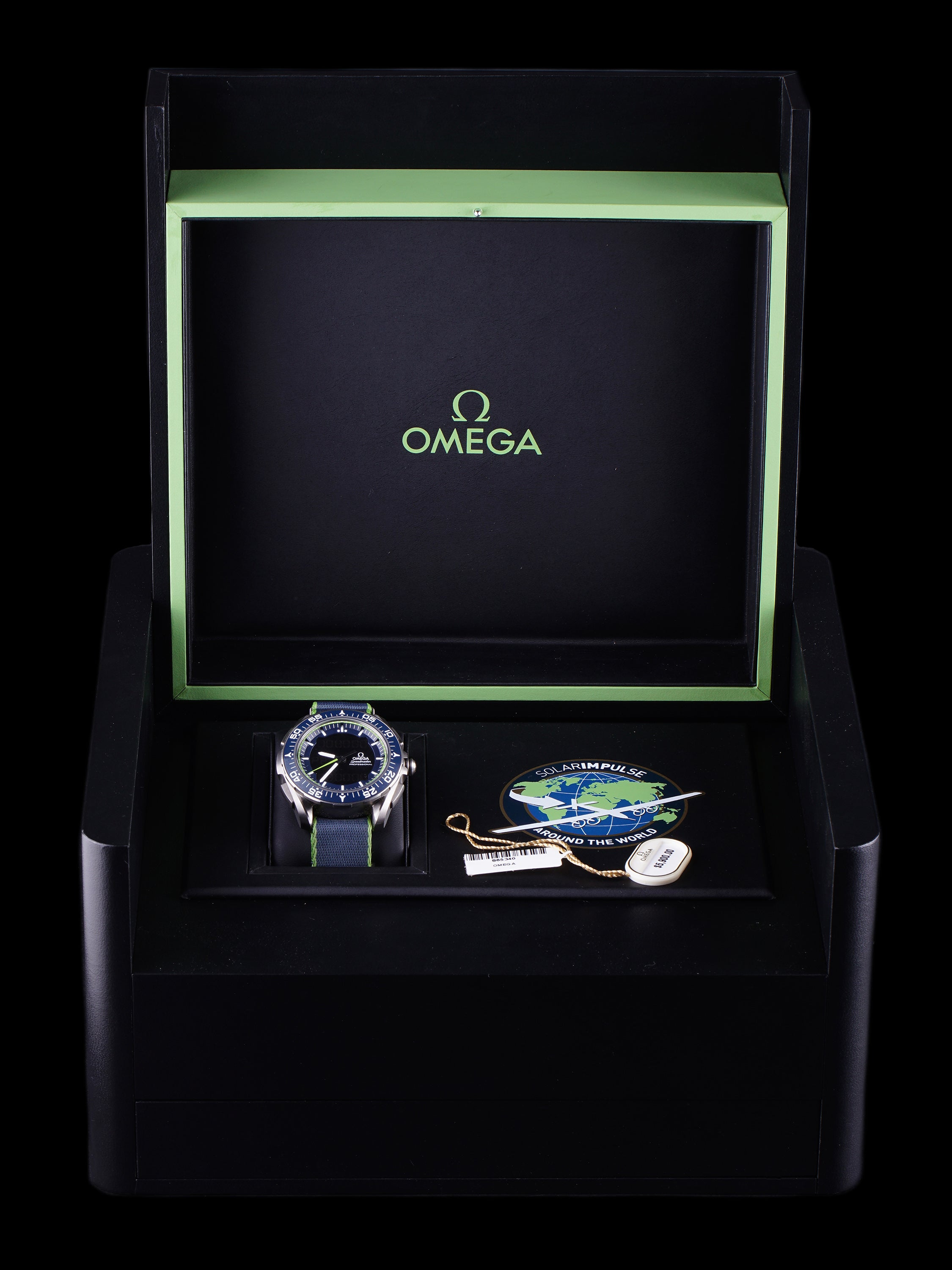 Omega Speedmaster X-33 Skywalker Solar Impulse Limited Edition