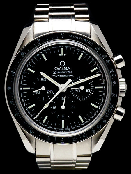 "2011 OMEGA Speedmaster Professional (Ref. 3573.50.00) ""Sapphire Sandwich"" W/ Box and Papers"