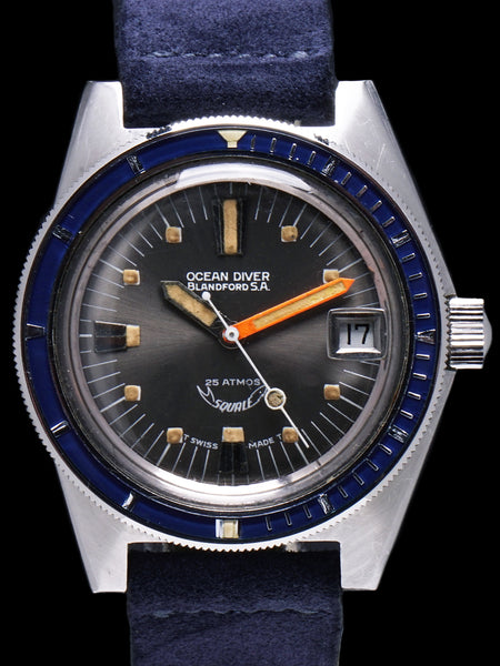 "Blandford S.A. Ocean-Diver 25 Atmos ""Squale Case"""