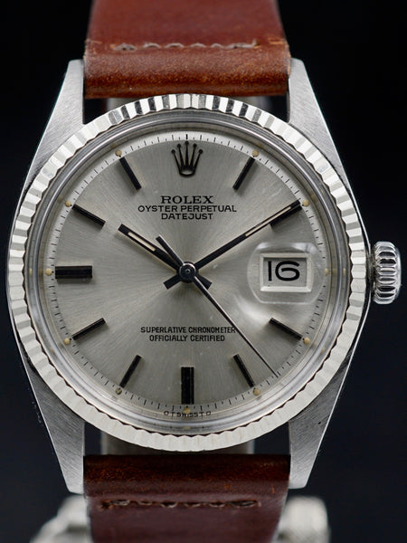 1971 Rolex Datejust (Ref.1601) Silver Dial