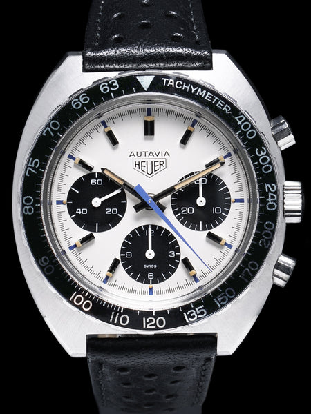 "1972 Heuer Autavia (Ref. 73663) ""Jo Siffert Colors"""