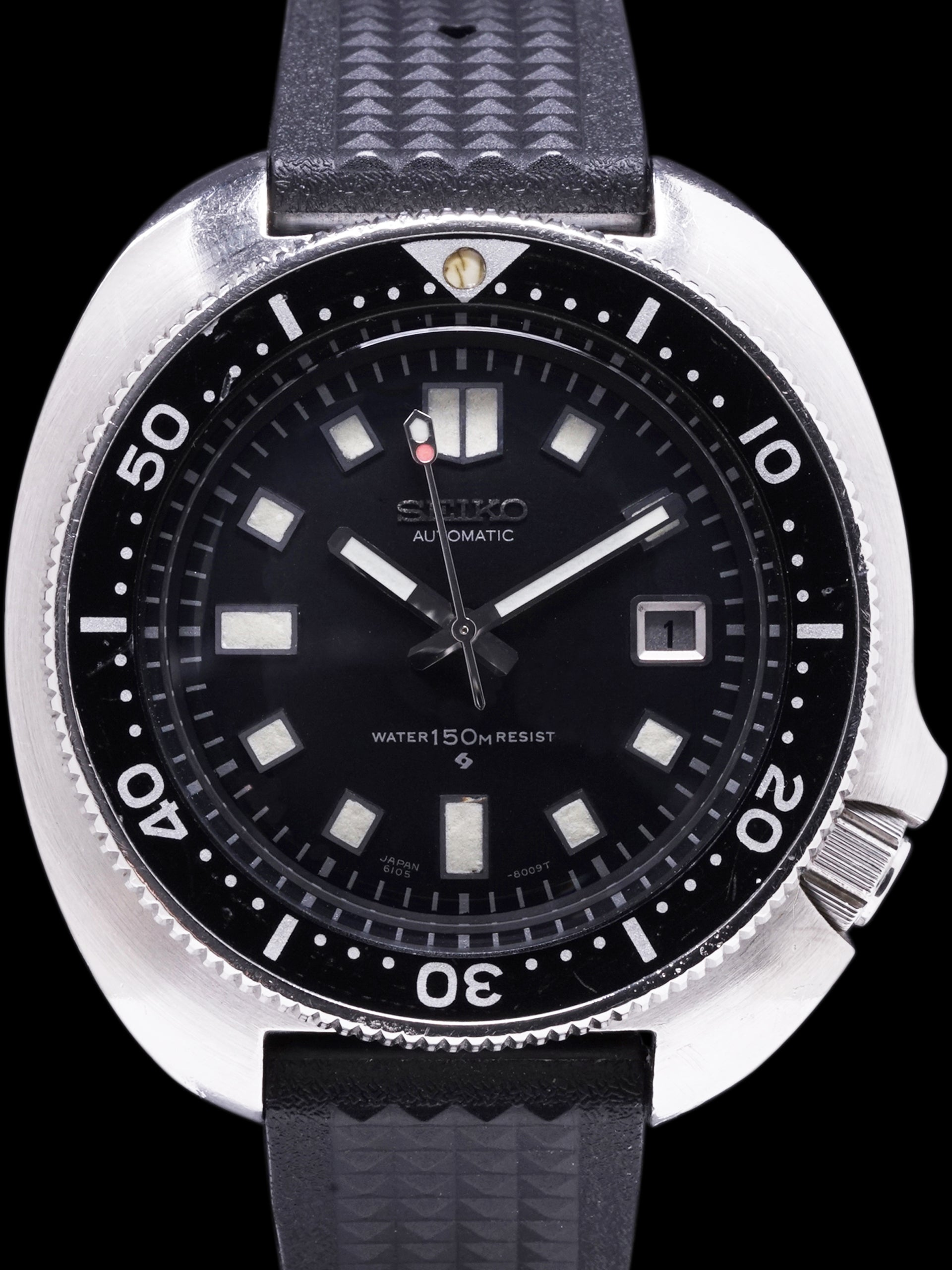 "1976 Seiko Diver (Ref. 6105-8110) ""Captain Willard"""