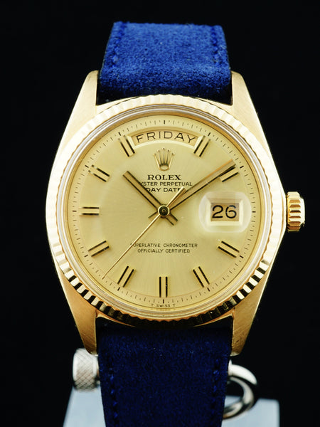 1969 Rolex day date reference 1803