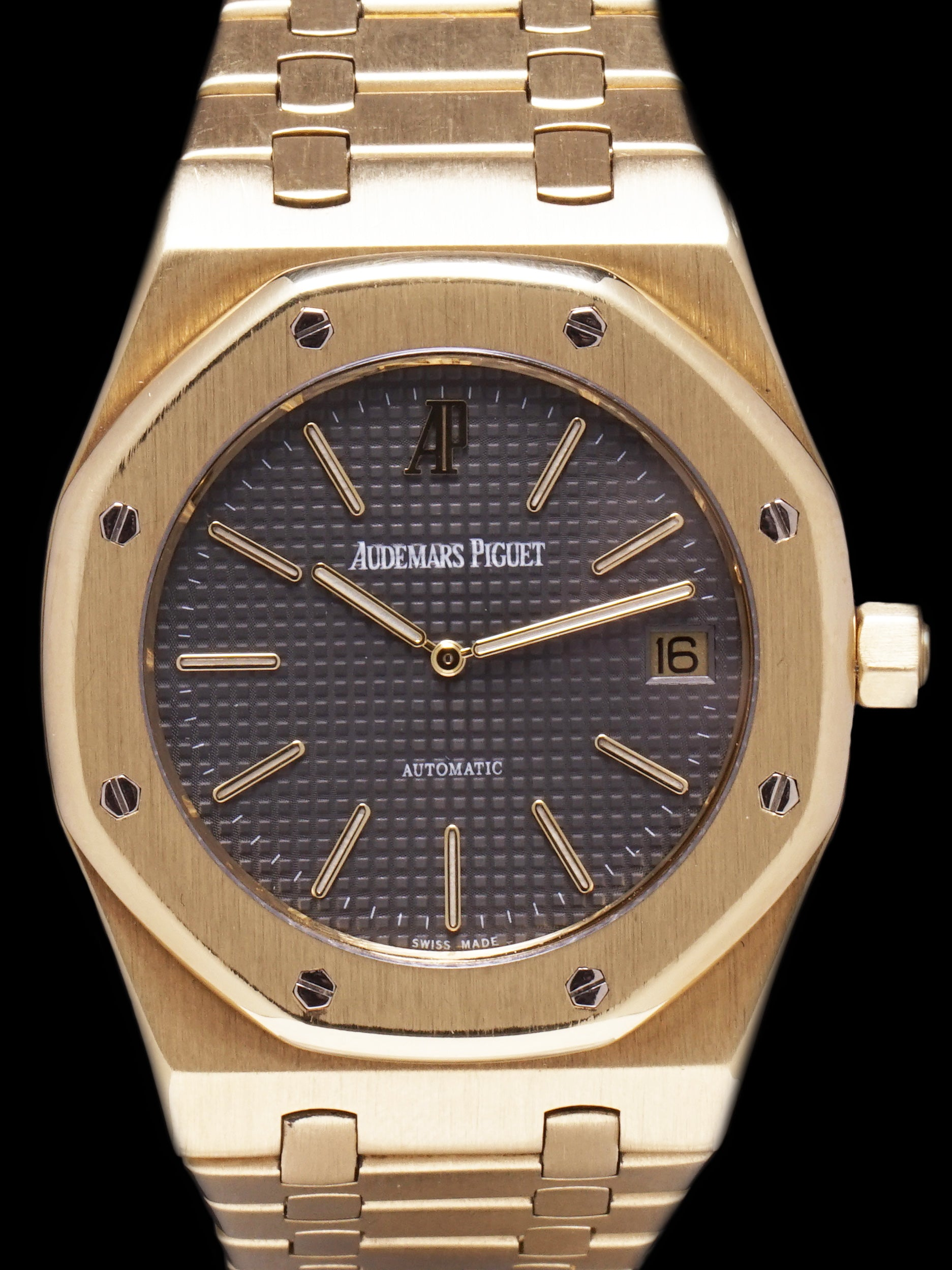 1980's Audemars Piguet Royal Oak 18K YG (Ref. 5402)