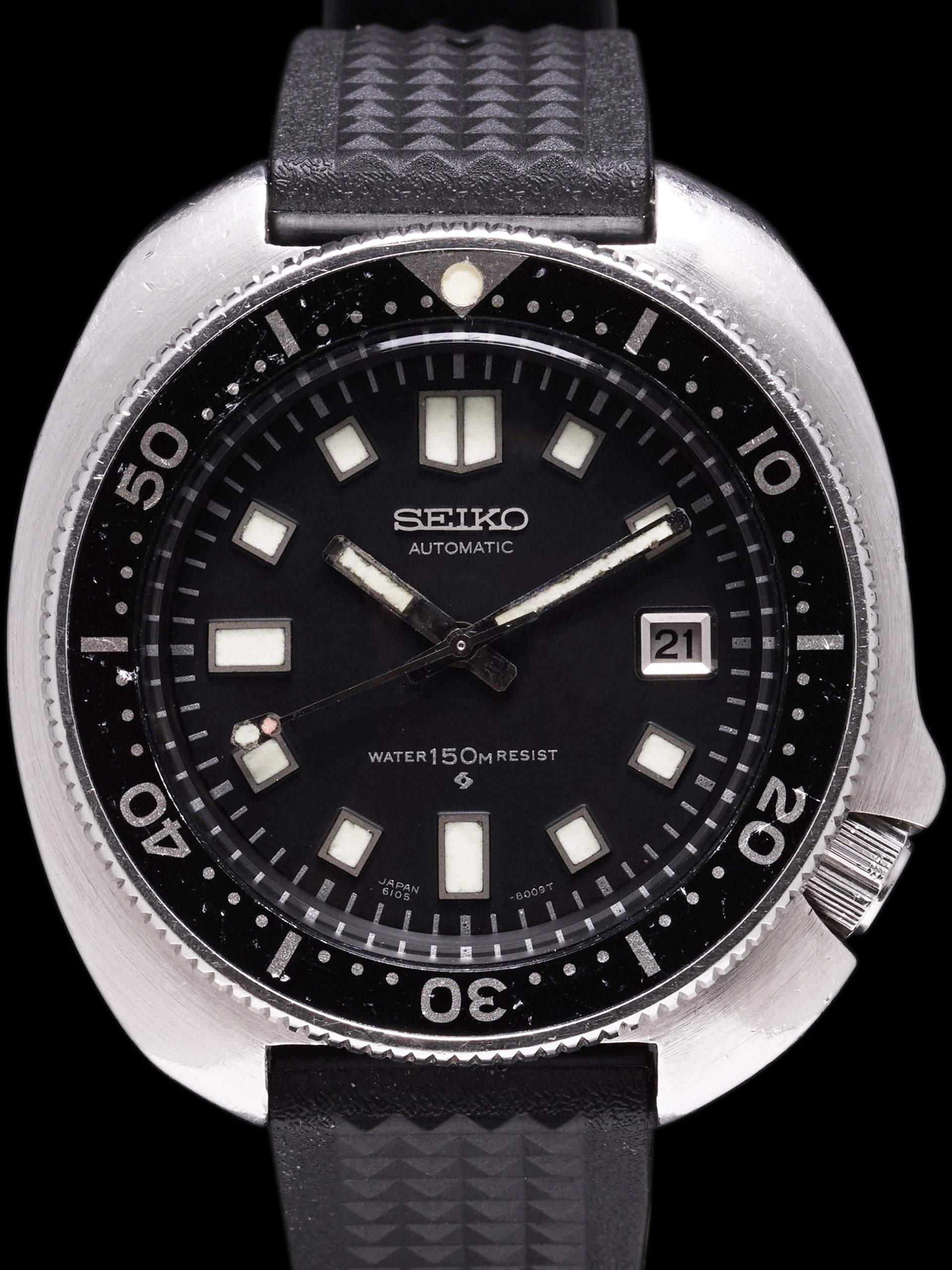 "1971 Seiko Diver (Ref. 6105-8110) ""Captain Willard"""