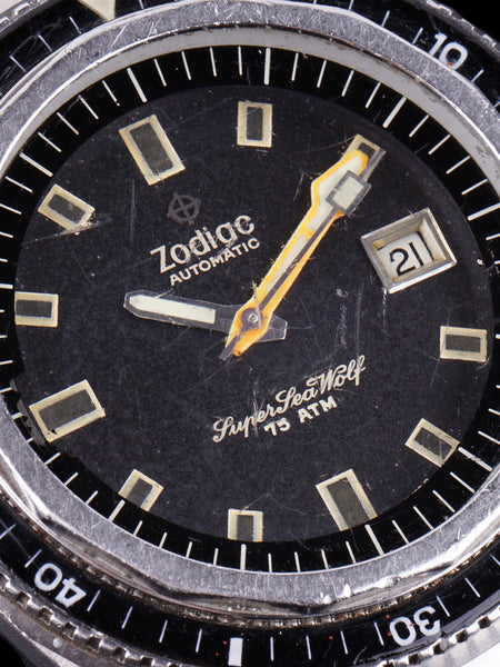 1970s Zodiac Super Sea Wolf (Ref. 722.936)