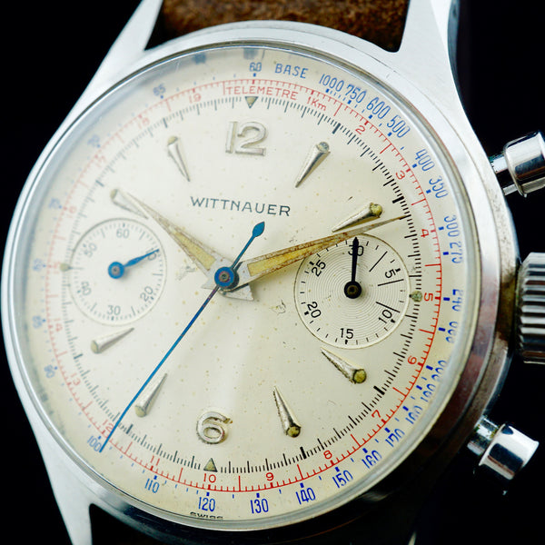 Wittnauer Dial