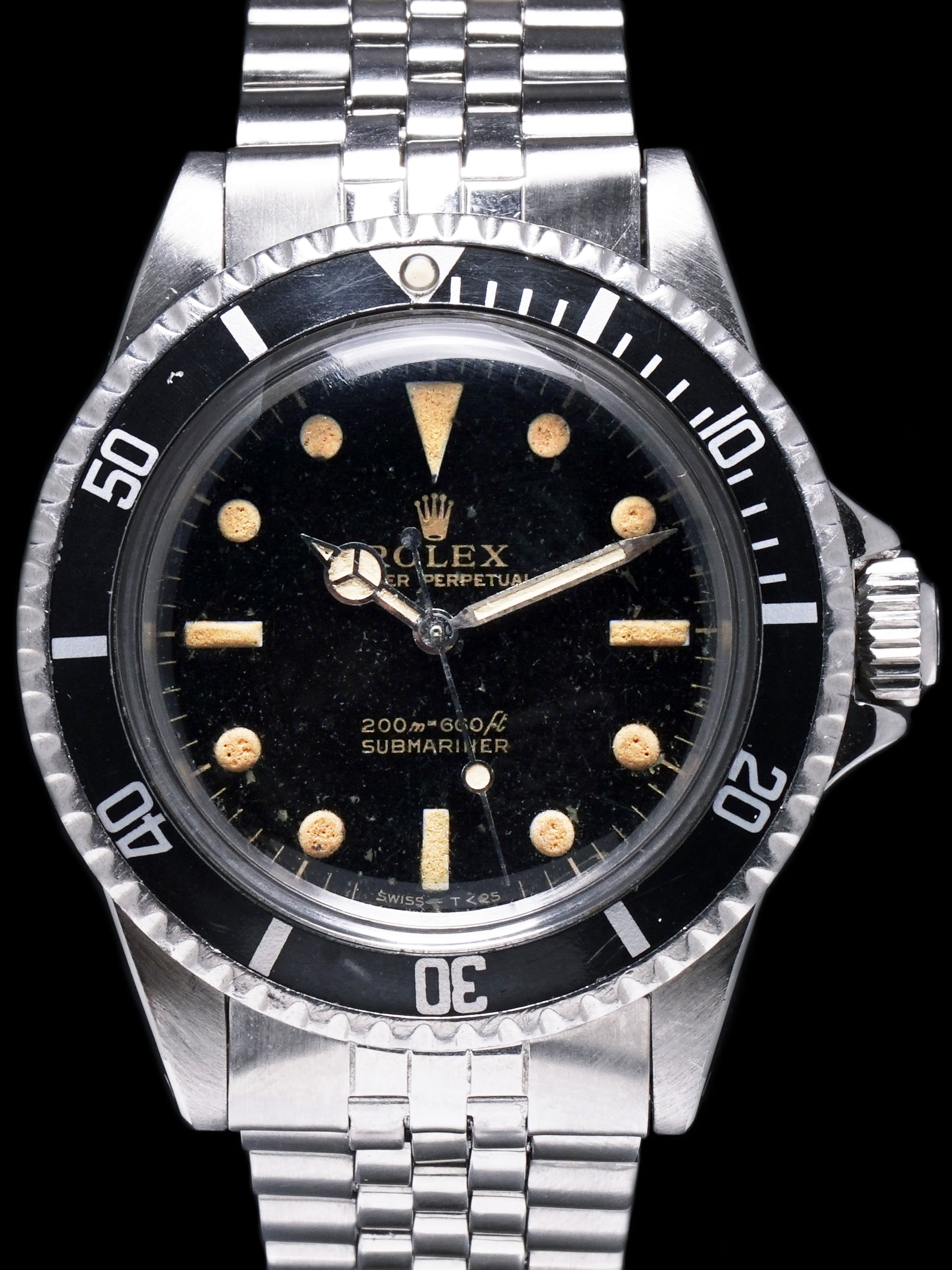 1965 Rolex Submariner (Ref. 5513) GILT