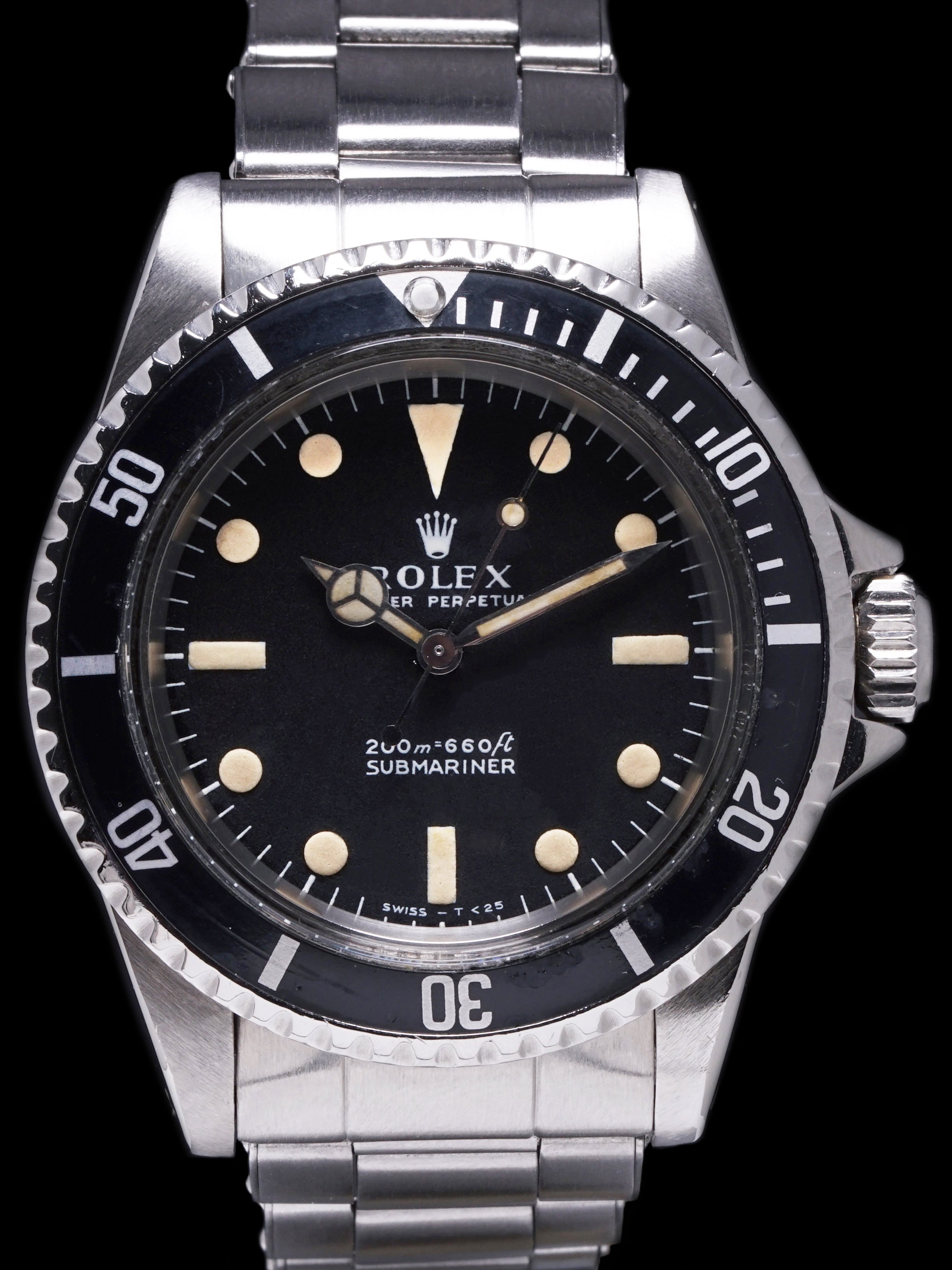 "1967 Rolex Submariner (Ref. 5513) ""Meters First"""