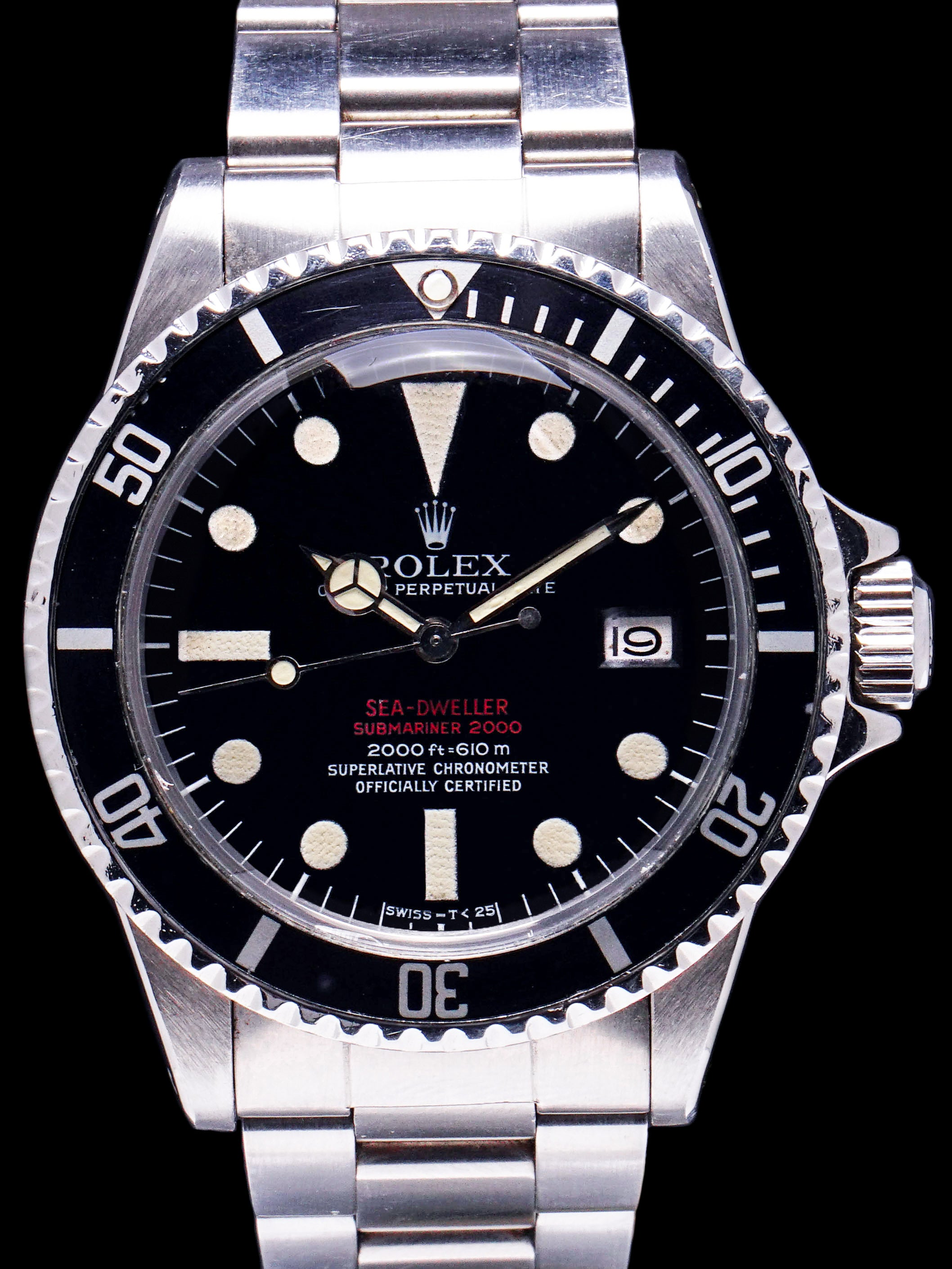 "1973 Rolex Double Red Sea-Dweller (Ref. 1665) ""Mk.3 Dial"""