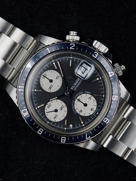 1989 Tudor Chronograph Big Block Ref 79170