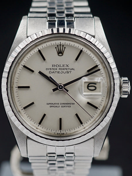 "1970 Rolex Datejust (Ref. 1603) ""Non Luminous Dial"""