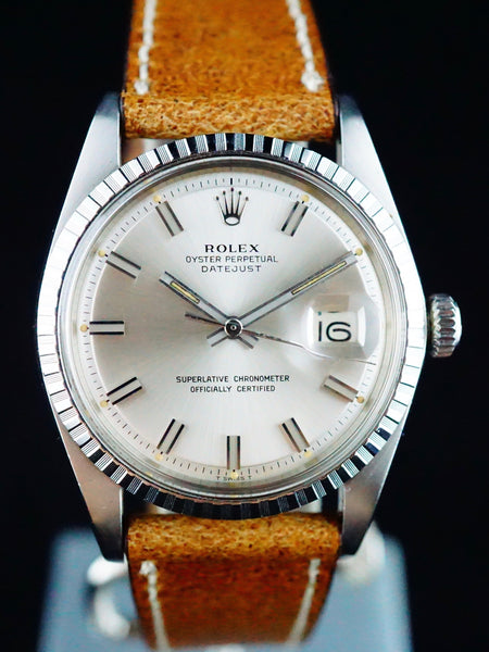 "1973 Rolex Datejust (Ref. 1603) ""Wide Boy"""