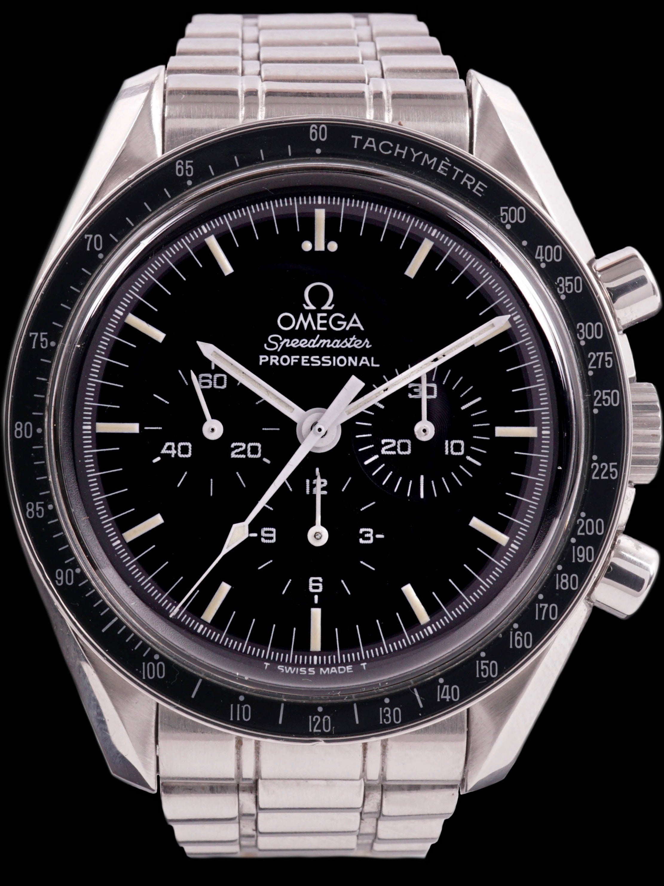 1996 OMEGA Speedmaster Professional (Ref. 3572.50) W/ Box and Hang Tag