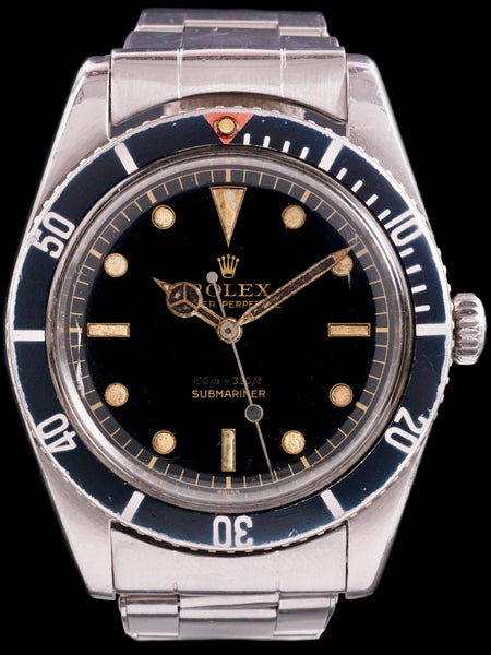 "1958 Rolex Submariner (Ref. 5508) ""Small Crown"""