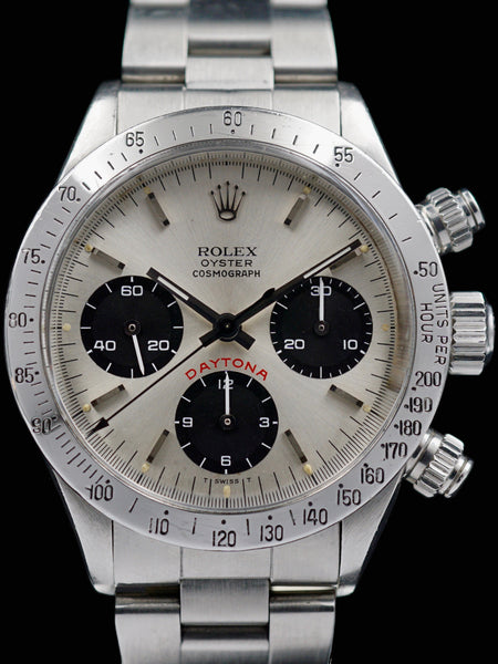 "1978 Rolex Daytona (Ref. 6265) Silver ""Big Red"""