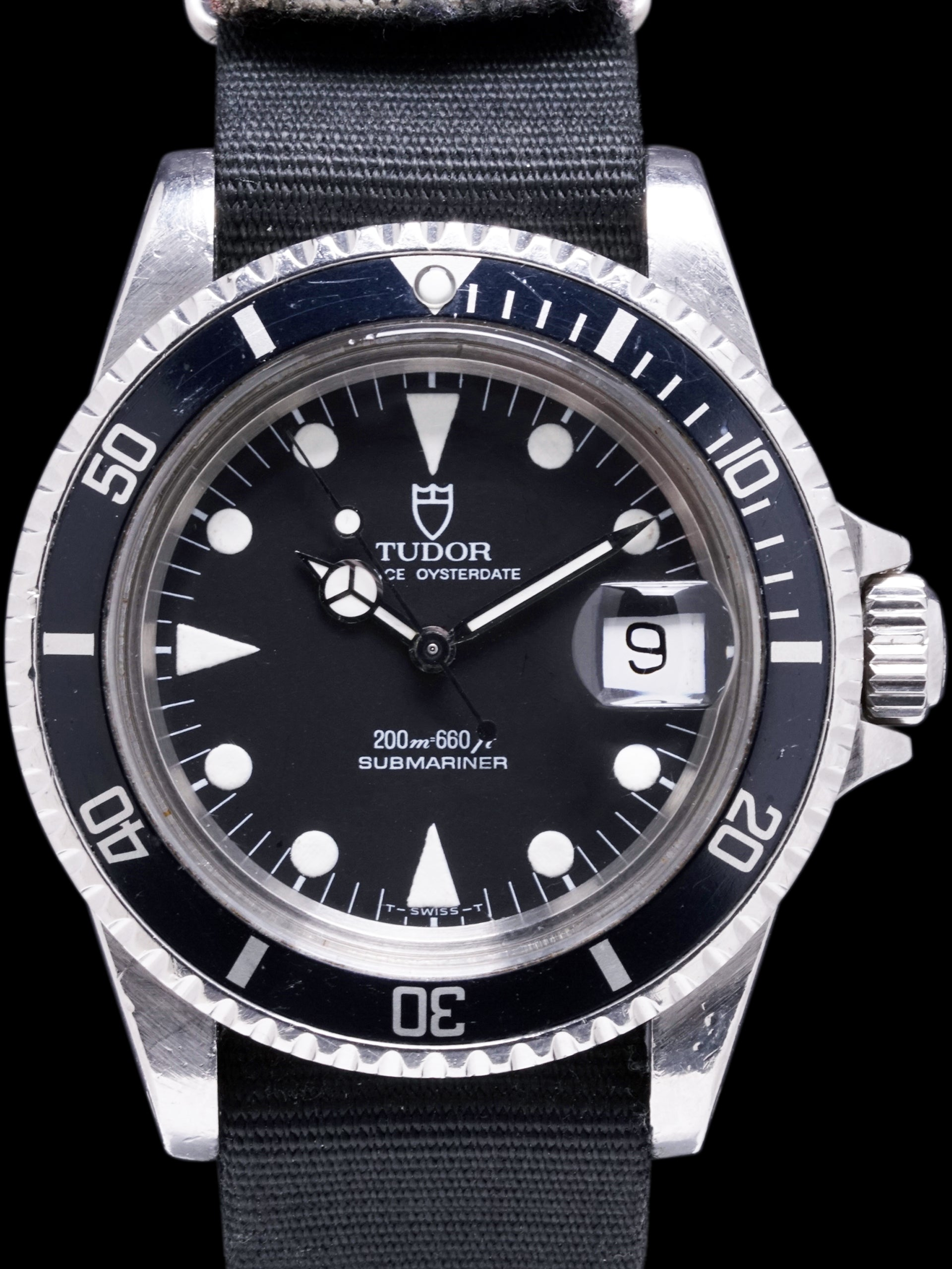 "1989 Tudor Submariner (Ref. 79090) ""Royal Canadian Navy"""