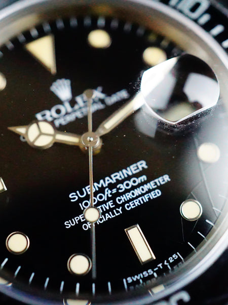 1984 Rolex Submariner (Ref.16800) Spider Dial
