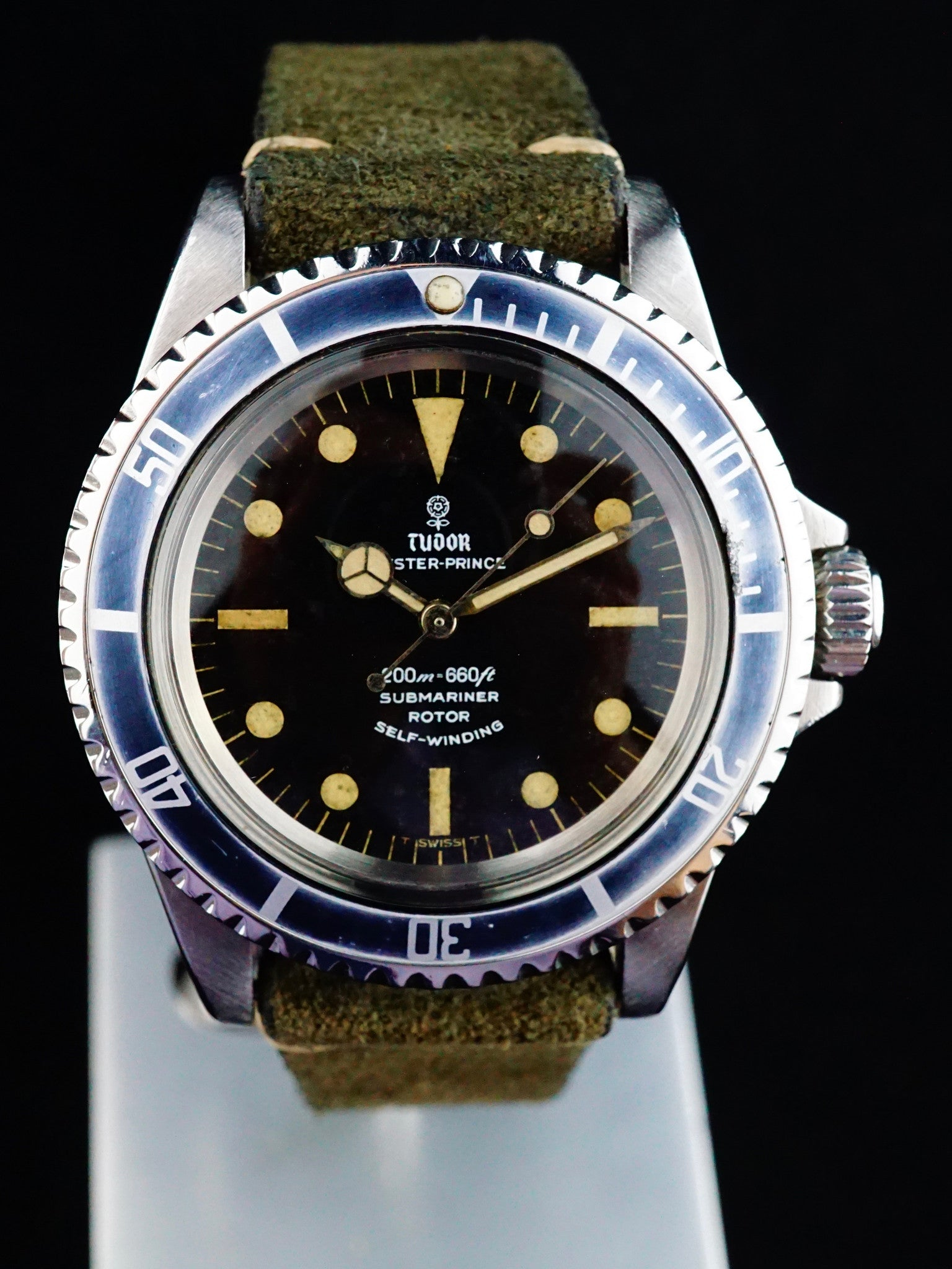 1967 Tudor Submariner Ref. 7928