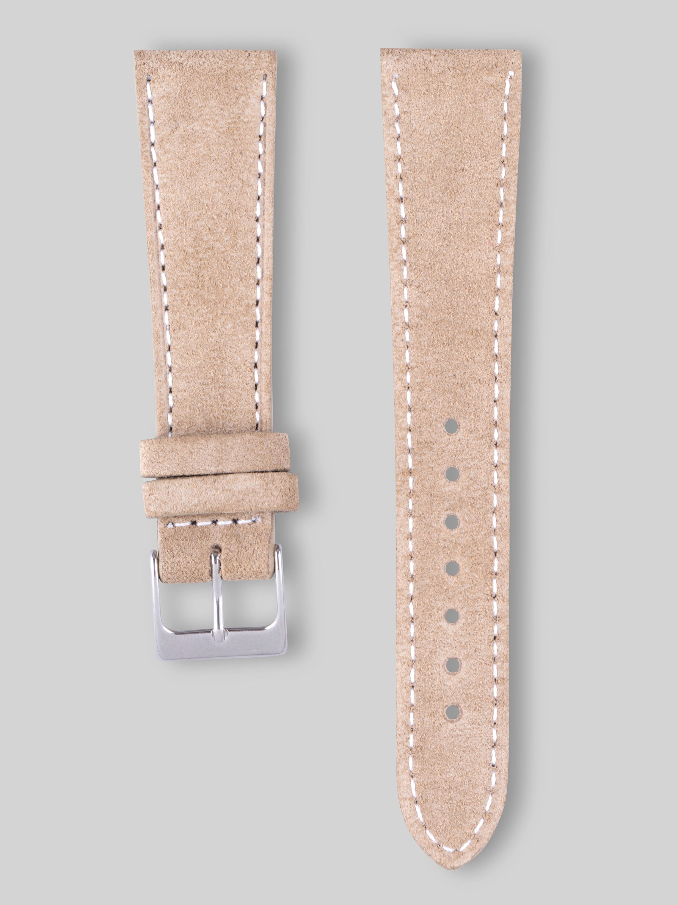 Suede Watch Strap - Baroque