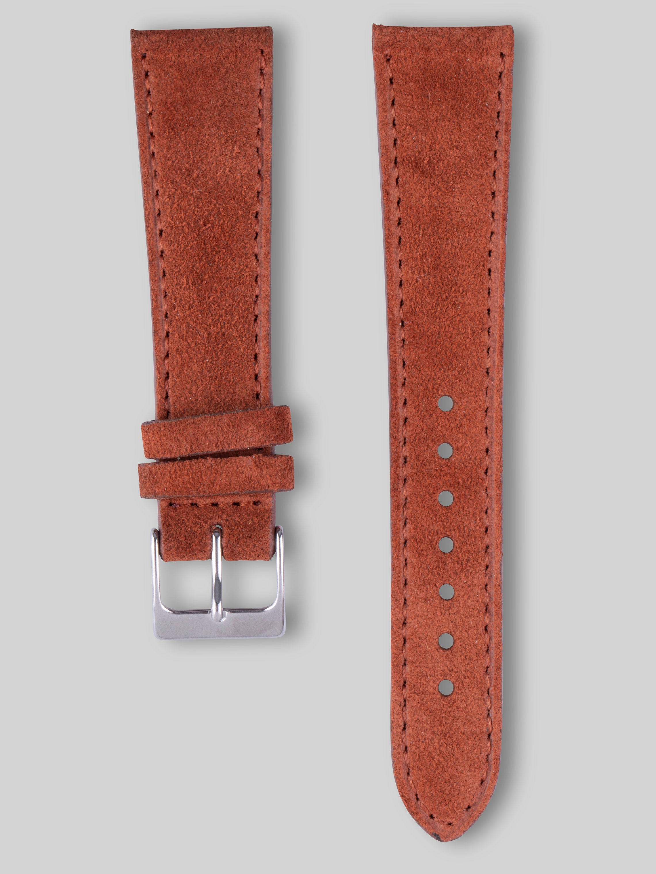 Suede Watch Strap - Barcelona
