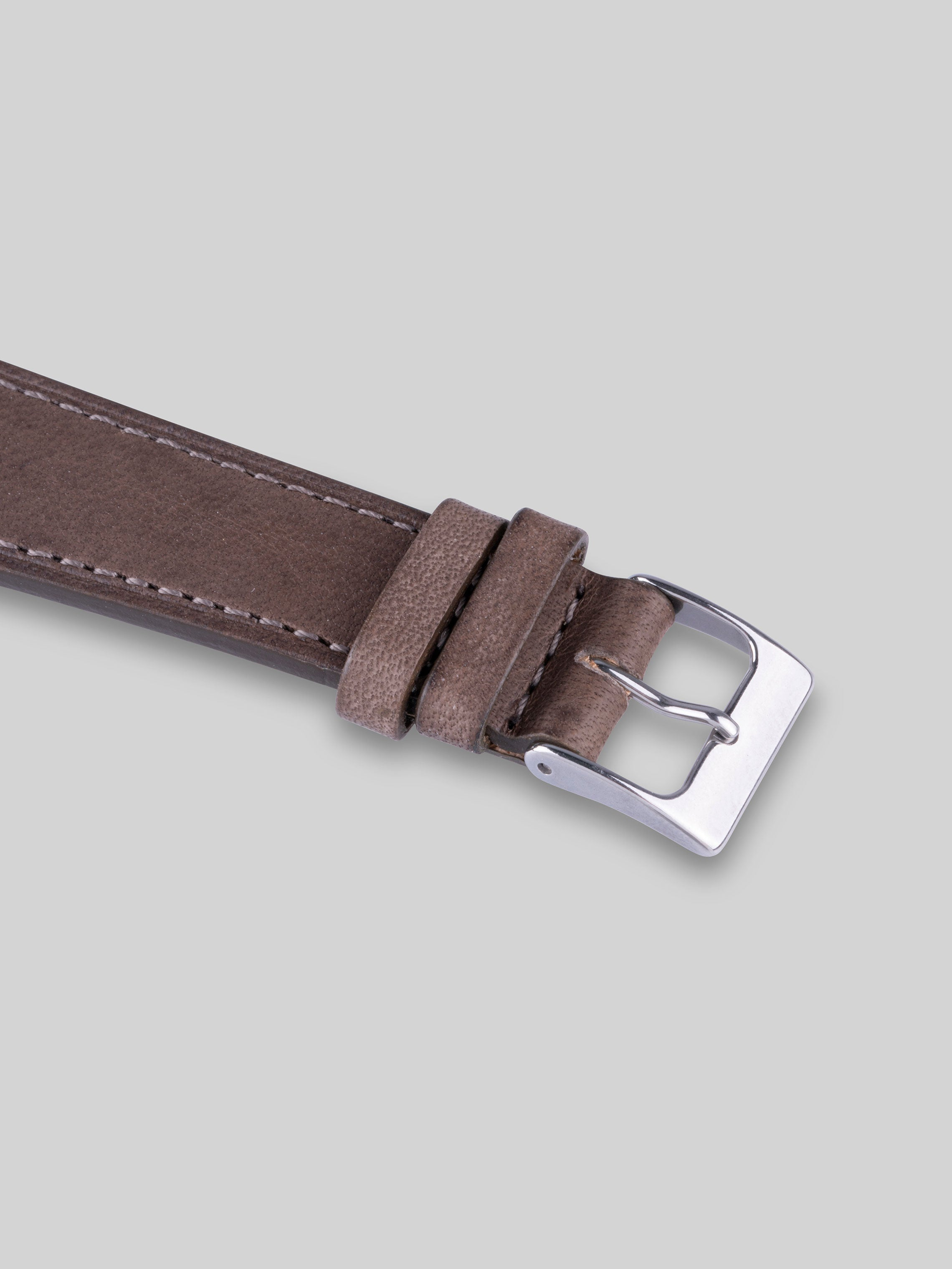 Smooth Calfskin Watch Strap - Stampede