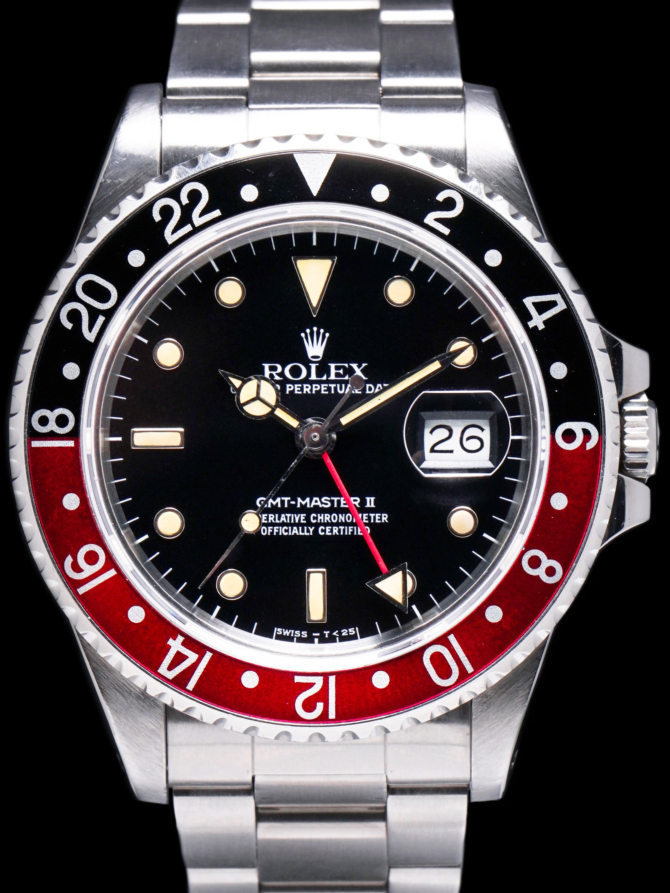 "1986 Rolex GMT-Master II (Ref. 16760) ""Fat Lady"""
