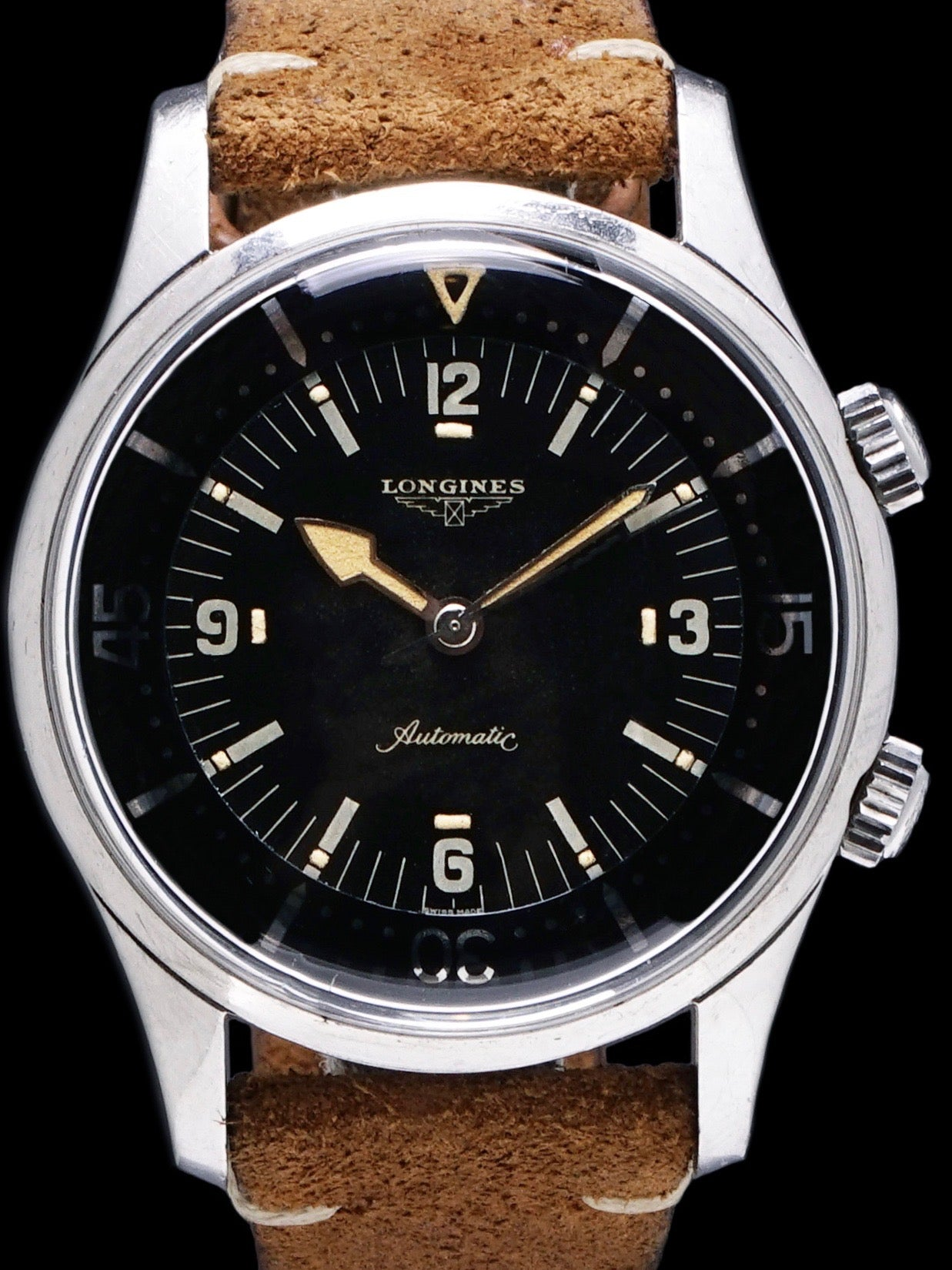 1961 Longines Super Compressor (Ref. 7150-1)