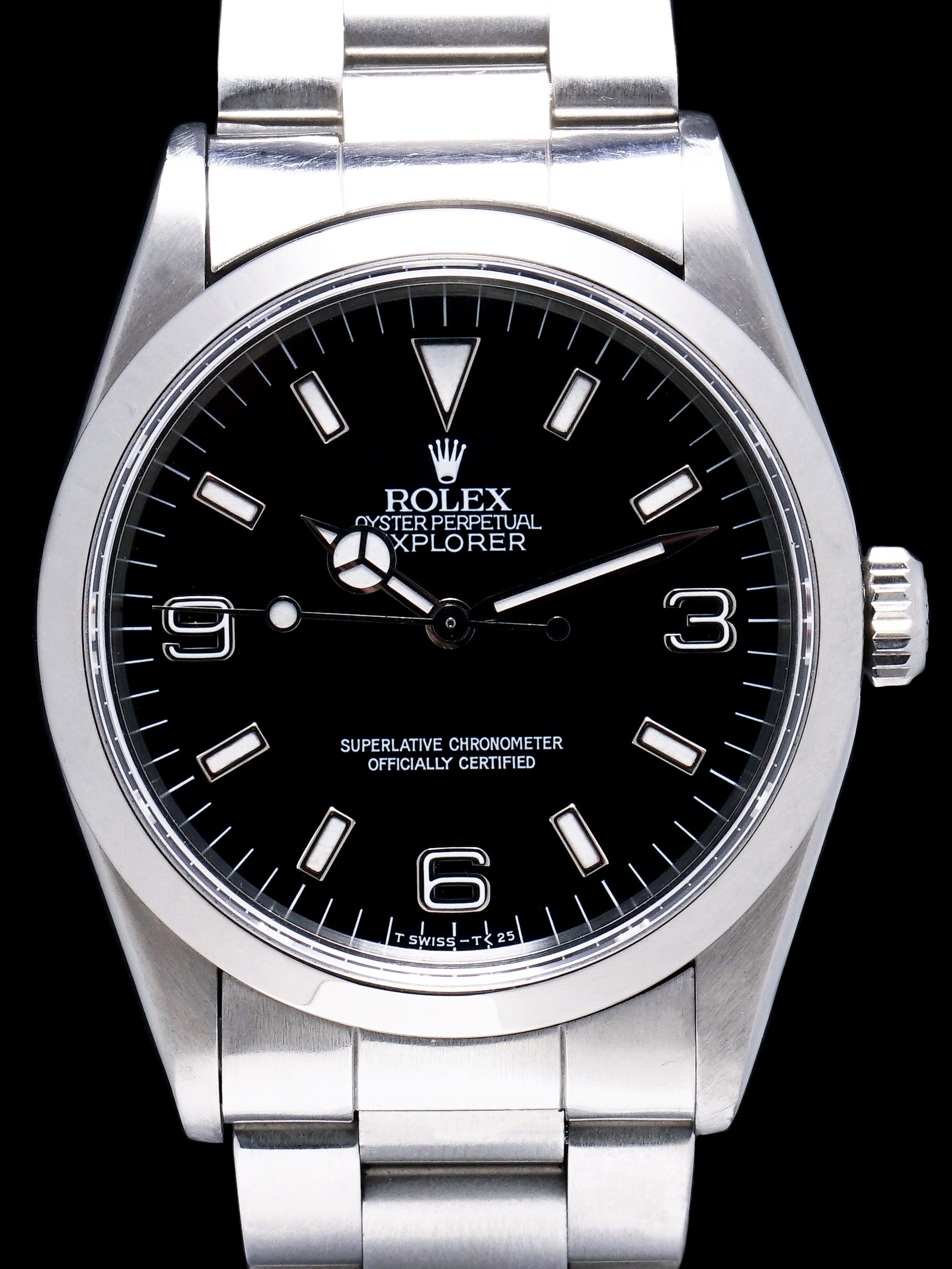 1997 Rolex Explorer I (Ref. 14270) With Box and Papers