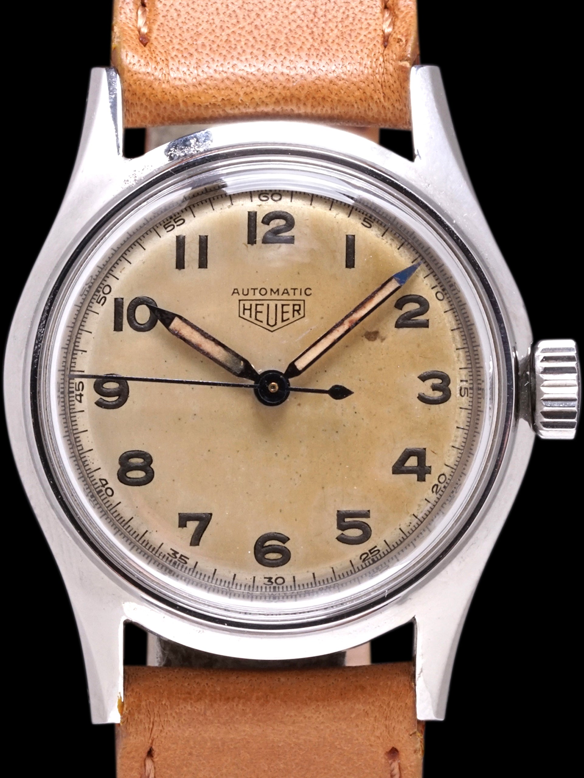 1950s Heuer Automatic