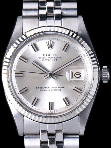 "1972 Rolex Datejust (Ref. 1601) ""Wide Boy"""