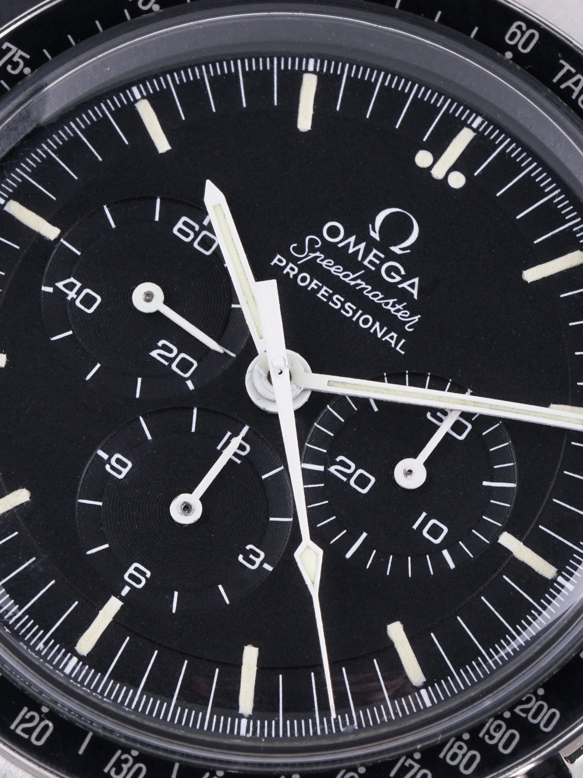 "1973 OMEGA Speedmaster Professional (Ref. 145.022-69) ""Straight Writing"""