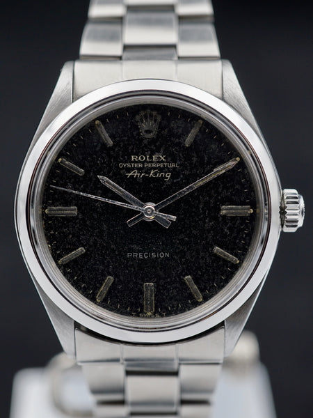 1972 Rolex Air-King (ref.5500) Tropical