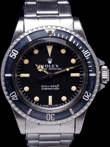 "1969 Rolex Submariner (Ref. 5513) ""Meters First"""