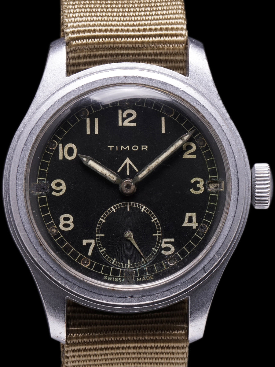 "1940s Timor ""Dirty Dozen"" Military Watch Cal. 6060"