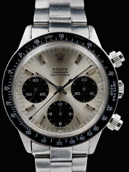 "1966 Rolex Daytona (Ref. 6240) ""Big Daytona"" With Prototype Bracelet"