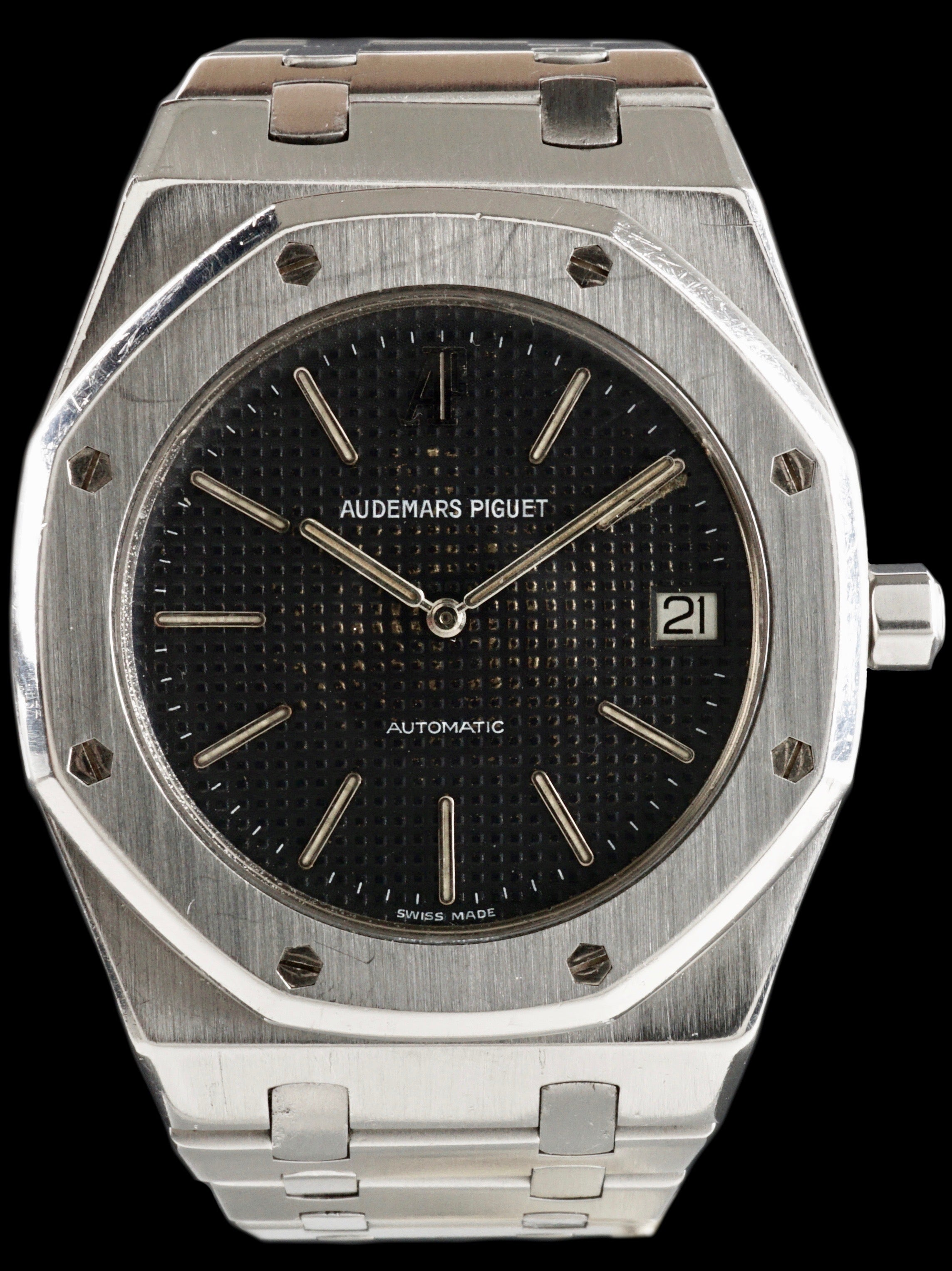"Audemars Piguet Royal (Oak Ref. 5402) ""D Series"" With Papers"