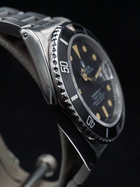 "1985 Rolex Submariner (Ref.16800) ""Pumpkin"""