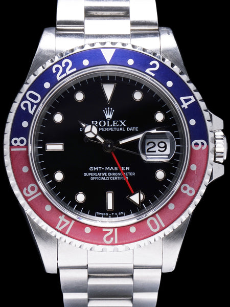"1994 Rolex GMT-Master (Ref. 16700) ""Pepsi"" With Papers and Hangtags"