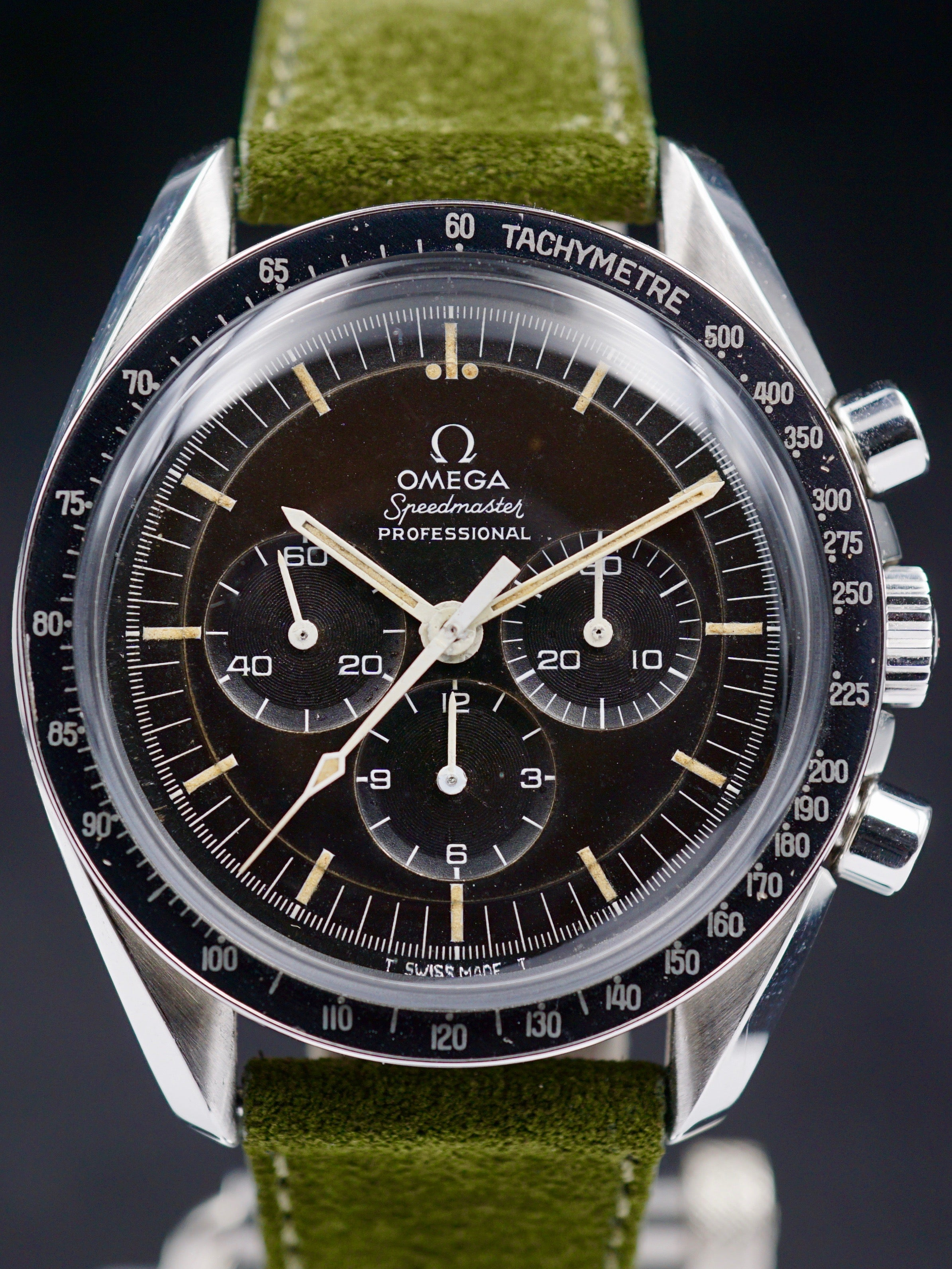 "1969 OMEGA Speedmaster 145.022 CALIBRE 861 ""Pre-Moon"" (Tropical)"