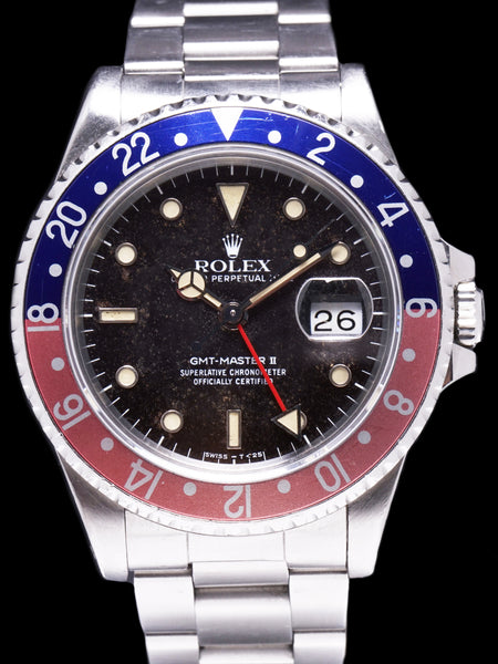 Tropical 1990 Rolex GMT-Master II (Ref. 16710)