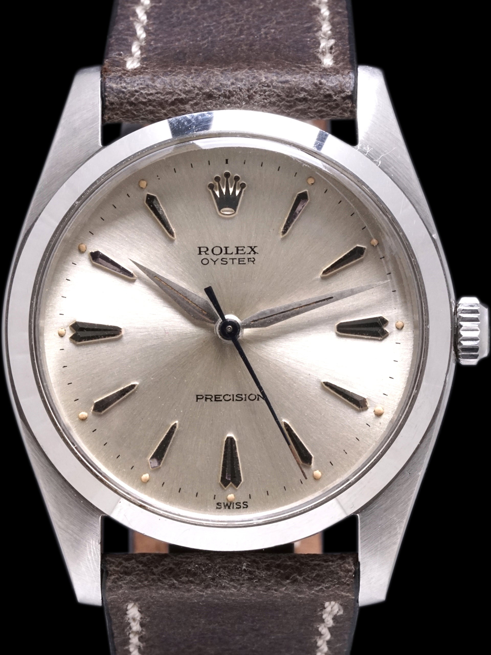 "1963 Rolex Oyster Precision (Ref. 6424) ""36mm Case"""