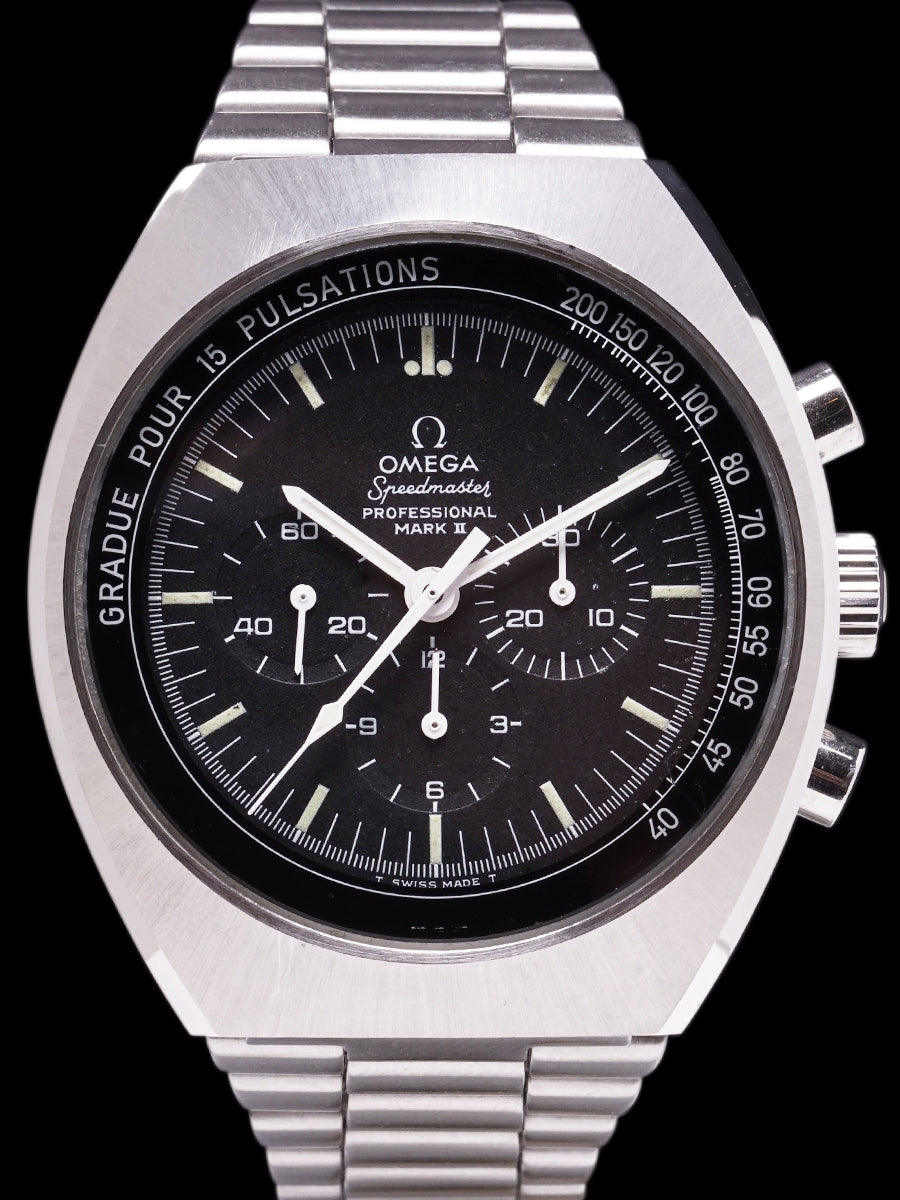 "1970 OMEGA Speedmaster Mark II (Ref. 145.014) CAL. 861 ""Pulsations"""