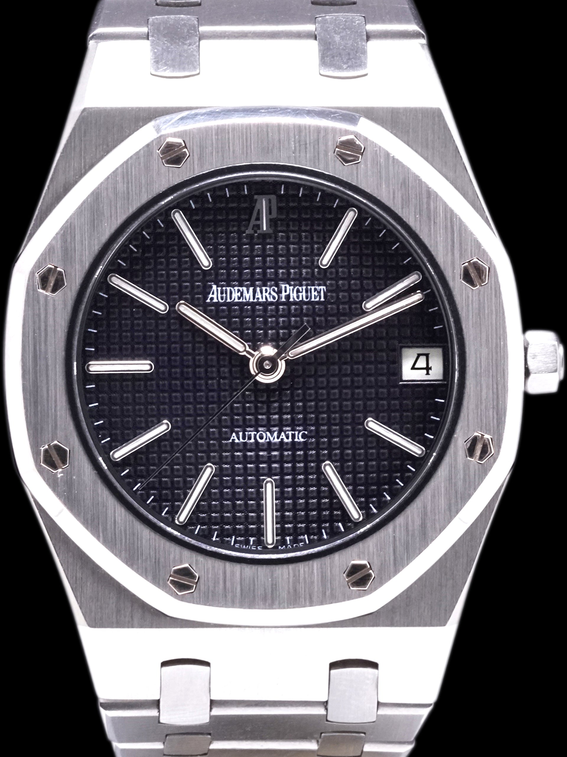 Audemars Piguet Royal (Oak Ref. 14100ST) W/ Service Paper & Card