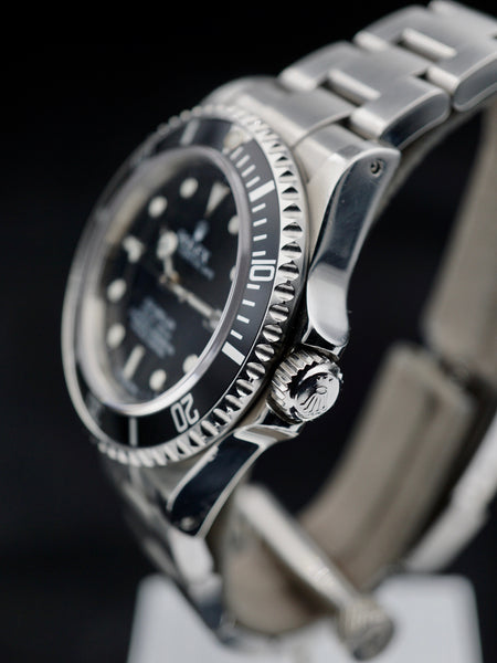 2002 Rolex Sea Dweller Ref. 16600 with Box and Papers