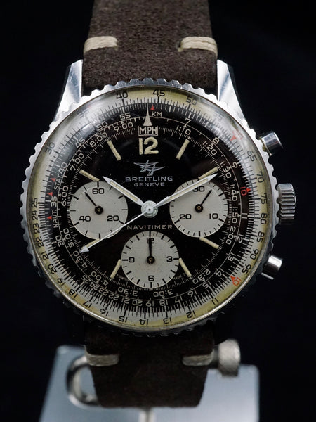 1970 Breitling Navitimer Ref. 806 (Big Eye) Twin Jets