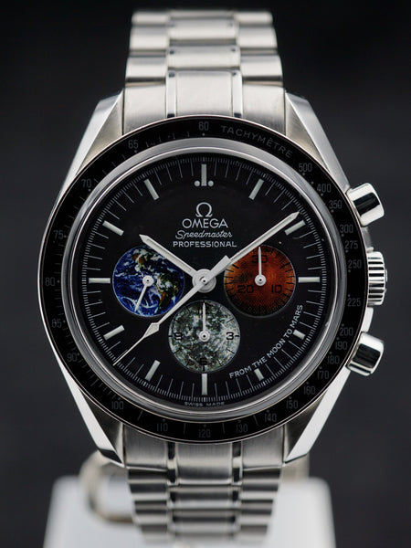 "Rare 2000 OMEGA Speedmaster 3577.50 ""Moon to Mars"" Edition"