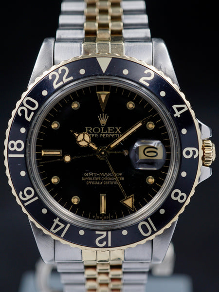 1979 Rolex Two Tone GMT Ref. 16753