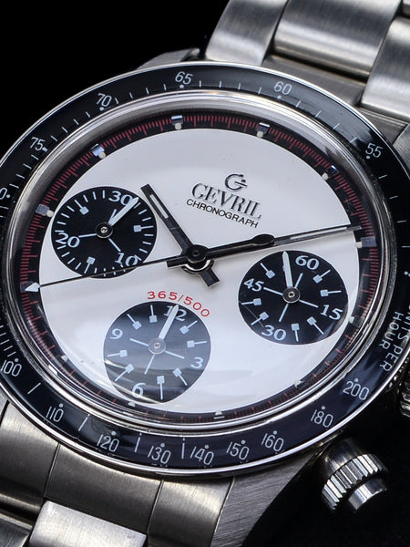 Gevril Paul Newman Tribeca Chronograph